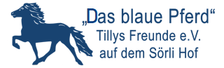 Das blaue Pferd – Tillys Freunde e.V. auf dem Sörli Hof